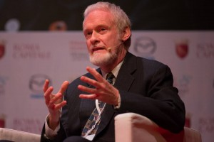 Colin Archer at Nobel Summit Rome